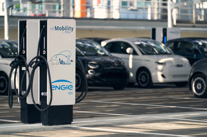Stellantis and Engie create joint venture for electric mobility
