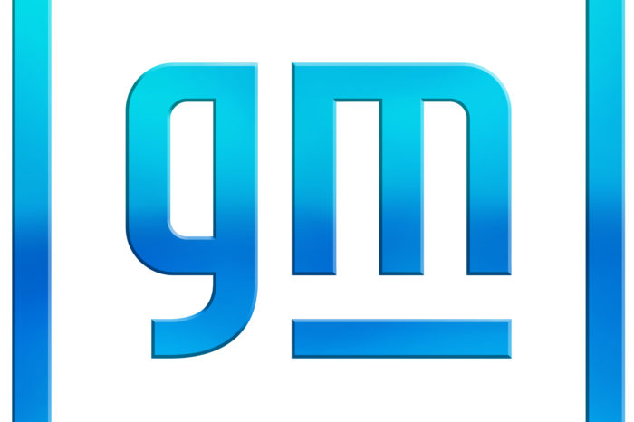 GM's new logo to emphasize new electric identity