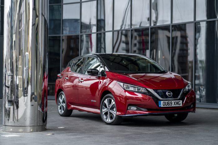 Nissan's UK production site in Sunderland saved