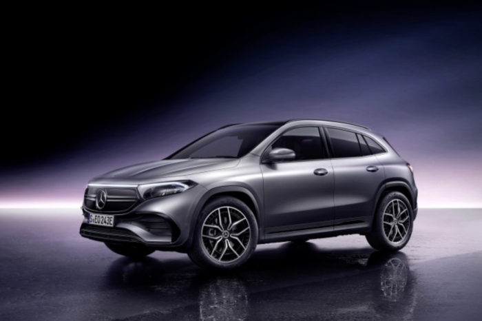 Mercedes launches the EQA, its compact EV