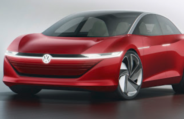 VW's EV flagship will be called Trinity