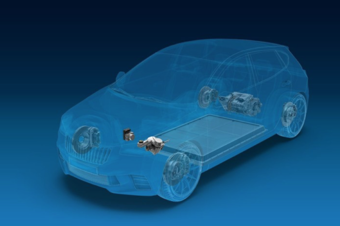 ZF supplies new brake system to VW for its EVs