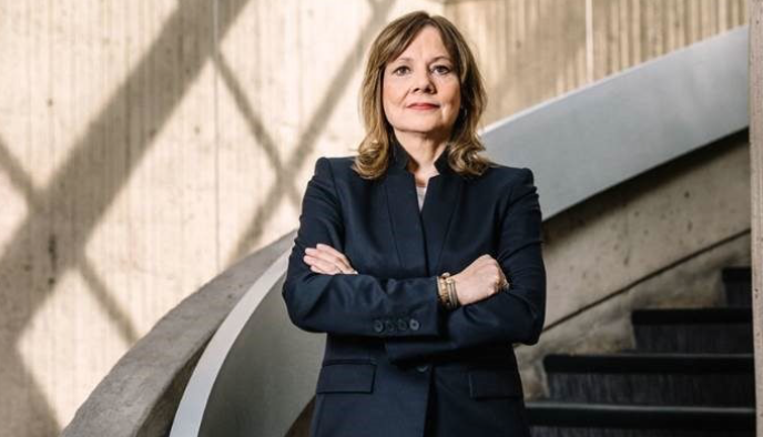 GM CEO Mary Barra: 'We want to be carbon neutral by 2040'
