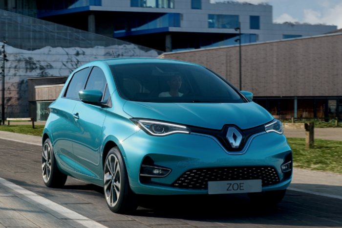 One in eight new cars sold in Western Europe was electrified in 2020
