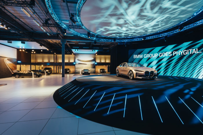 BMW Group Belux organizes its own motor show in home turf