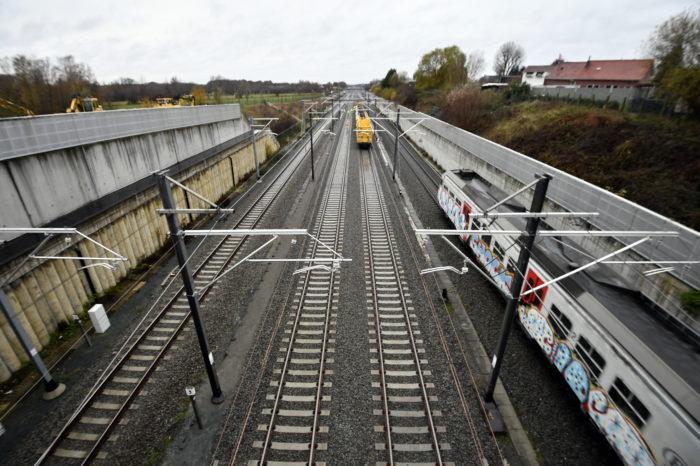 €1,5 billion for Belgian RER/GEN train