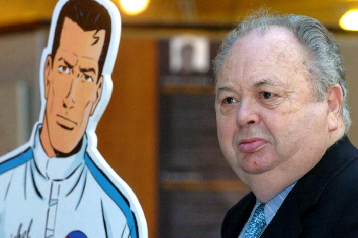 Michel Vaillant's cartoonist Jean Graton dies aged 97