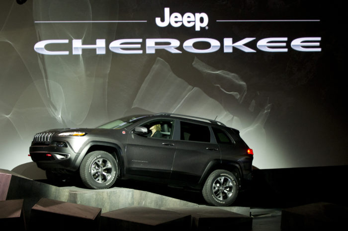 Cherokee Chief asks Jeep no longer to use tribe's name