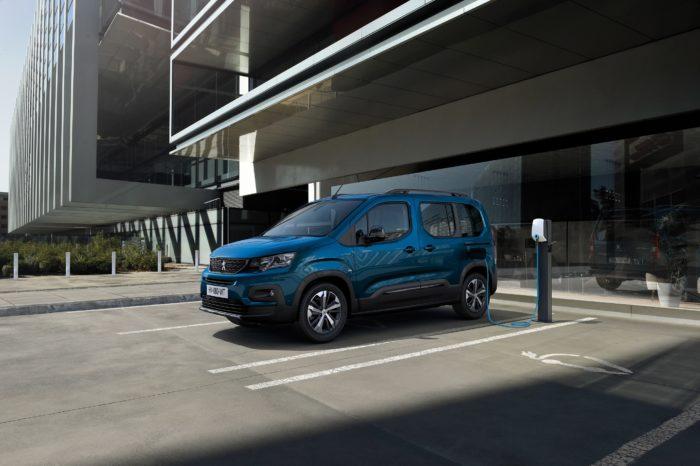 Peugeot plans electric 'ludospace' e-Rifter