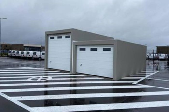 D'Ieteren Immo: quarantine boxes for faulty EVs and hybrids