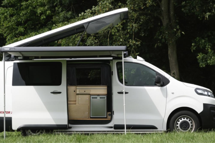 e-Fixxter: fully electric camper with fast-charging tech