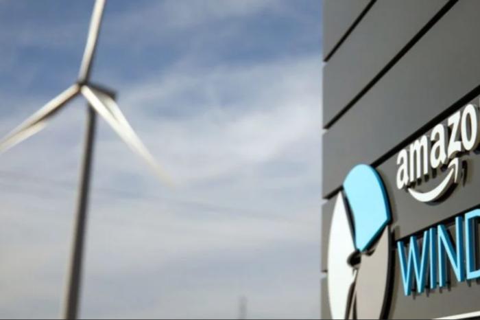 Amazon buys half of Shell-Eneco's future wind farm production