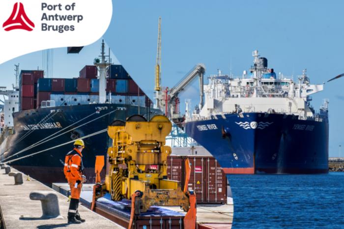Newlywed Port Antwerp-Bruges EU's largest auto-transfer hub