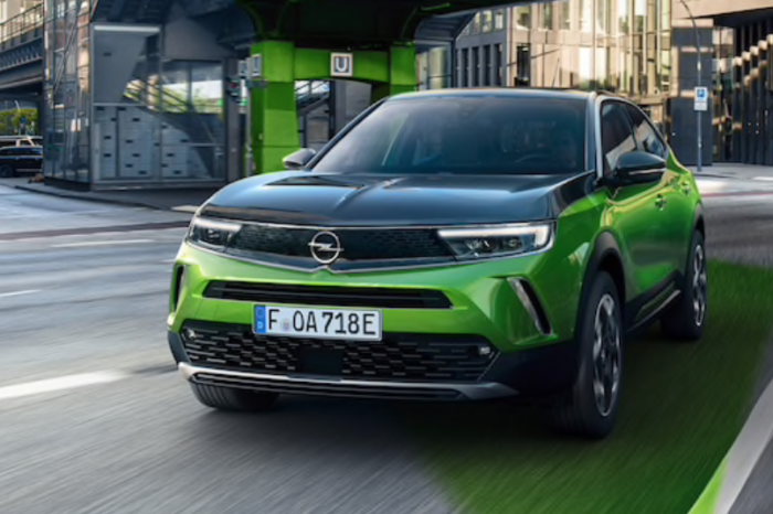 Opel Mokka-e is drawing attention. We drove it