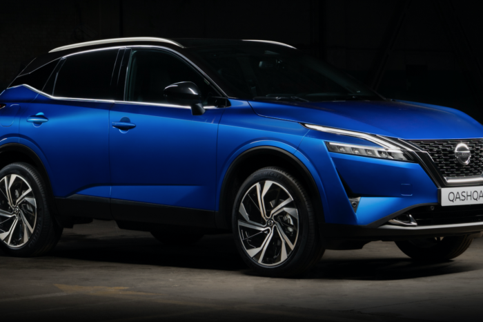 New Nissan Qashqai with innovative hybrid technology
