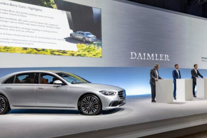 Daimler confident about 2021