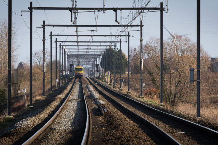 'Electrification of Belgian rail best alternative for diesel'