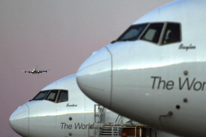 '2020 saw sharpest decline by far in aviation history'