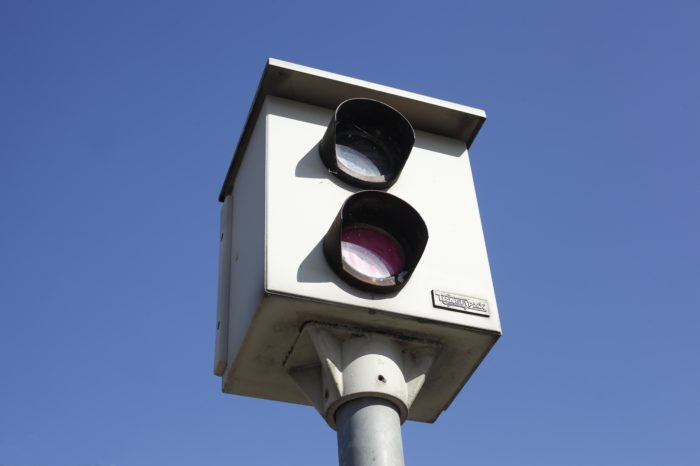 'Only 65% of speed cameras in Antwerp operational'