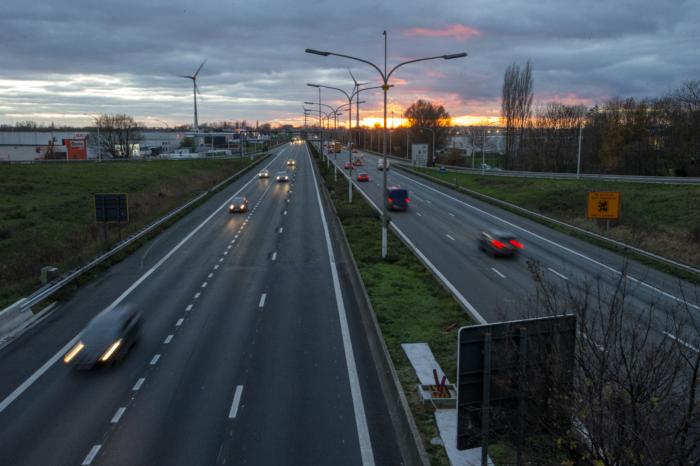 Belgians drove 4 000 km less in 2020