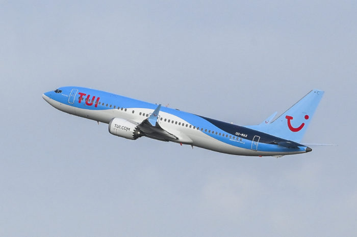 Belgium gives green light for TUI's Boeing 737 Max