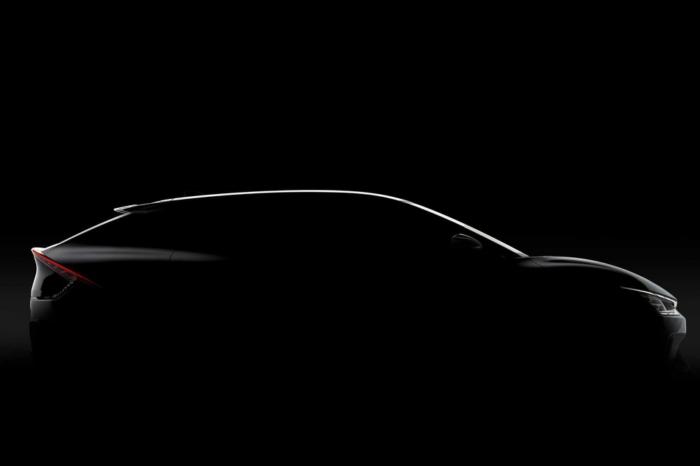 Kia teases next generation EV6 crossover