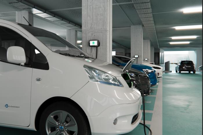 Flanders: EV charging points mandatory in building sector