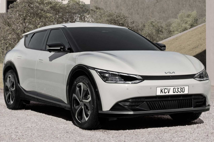 Kia's upcoming EV6 showcases seducing new brand design