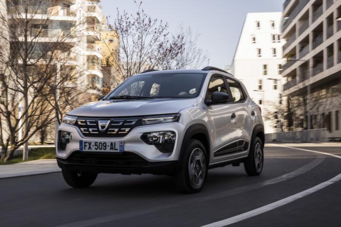 Dacia Spring most affordable EV at €16 990