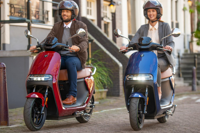 Segway launches affordable e-scooters and e-moped