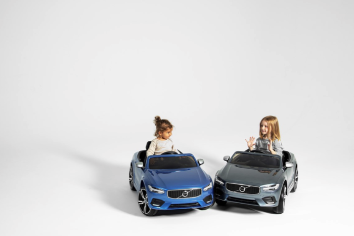 Volvo Cars gives all employees 24 weeks paid parental leave
