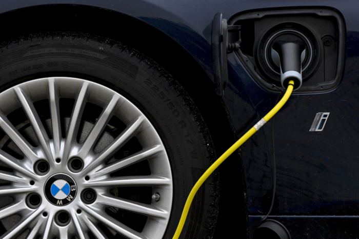 Brussels: one in four newly registered vehicles electric