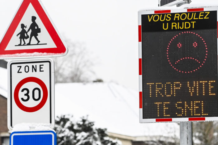 Pro cyclist associations refute 'higher tolerance' for Brussels' 30-zone