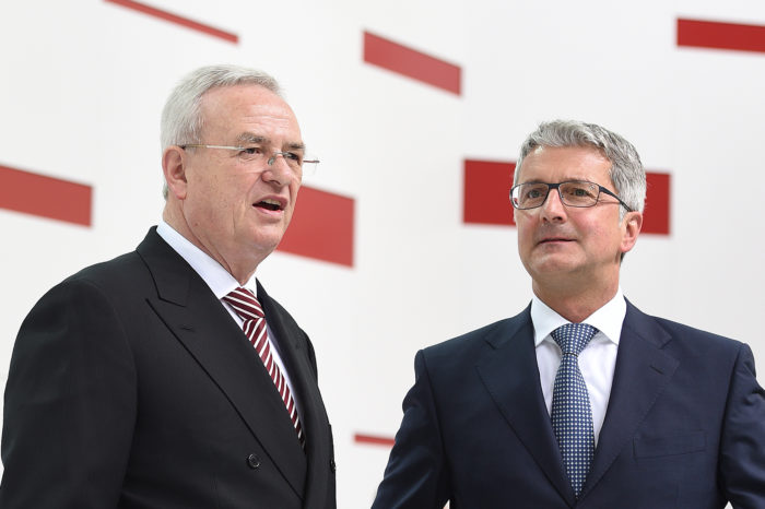 Dieselgate: VW claims damages from former CEOs