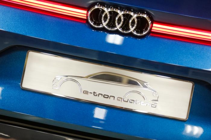 Audi confirms Brussels factory to build e-tron's successor