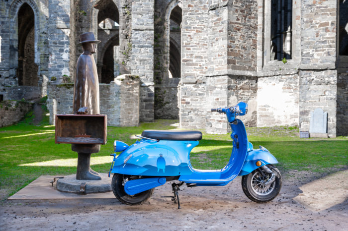 Belgian Ydra launches limited Folon edition e-scooter