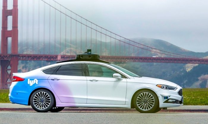 Lyft sells self-driving technology subsidiary to Toyota