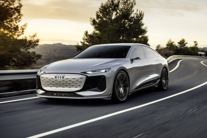 Audi A6 e-tron Concept: next A6 only electric