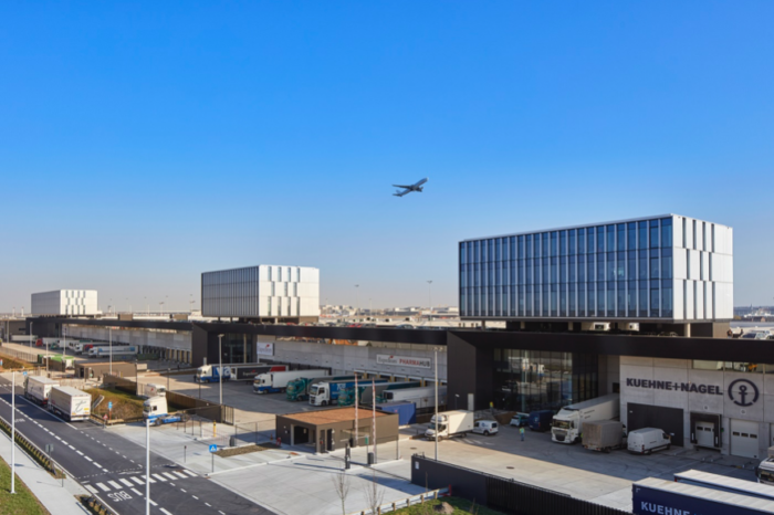 Brussels Airport opens state-of-the-art 'vaccine' logistics building