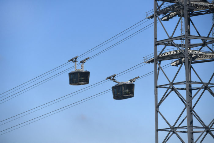 Cable cars, Wallonia's new public transport?