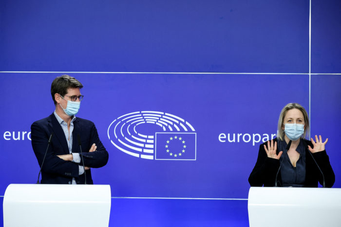 EU settles on 55% CO2 reduction in binding climate agreement