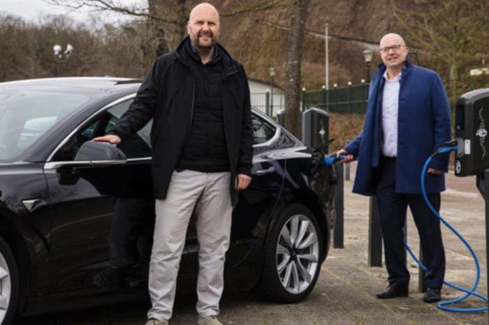 Efteling opens largest EV charging hub in Benelux