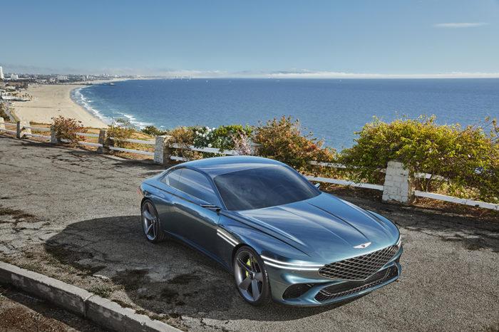 Hyundai's Californian dream: Genesis Concept X