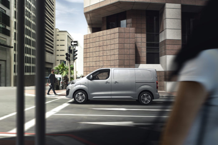 Stellantis to offer Peugeot, Citroën, and Opel fuel cell vans
