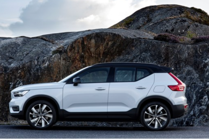 Volvo Cars: best first quarter in history
