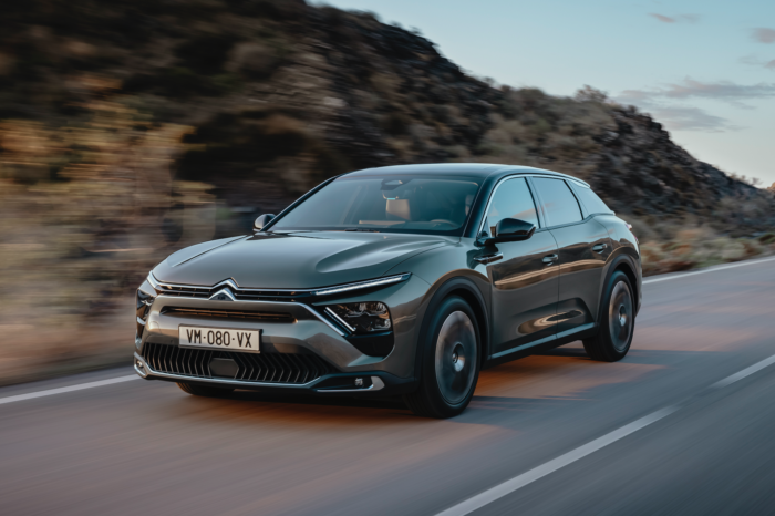 Citroën's new flagship is the C5 X