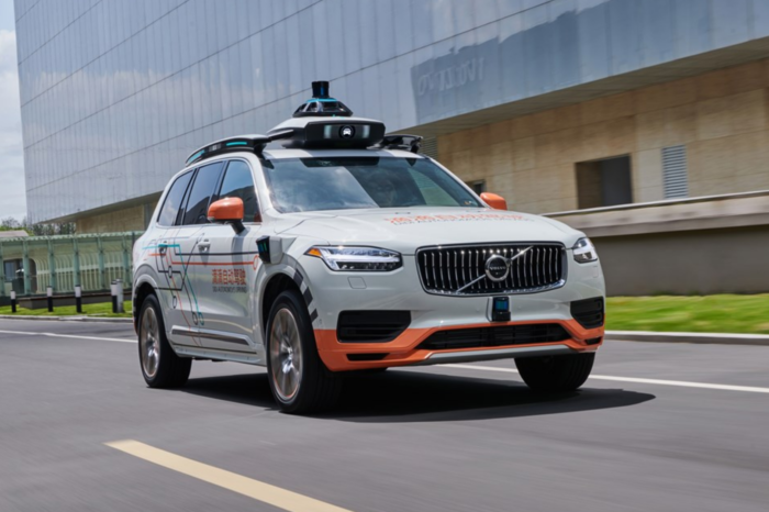 Volvo and DiDi to collaborate on autonomous driving