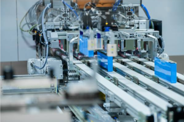 BMW beefs up battery component production in Germany