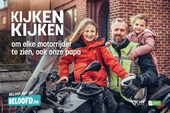New campaign to raise awareness of motorcyclists