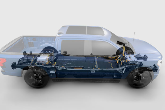 Ford unveils F-150 Lightning EV version of iconic pick-up